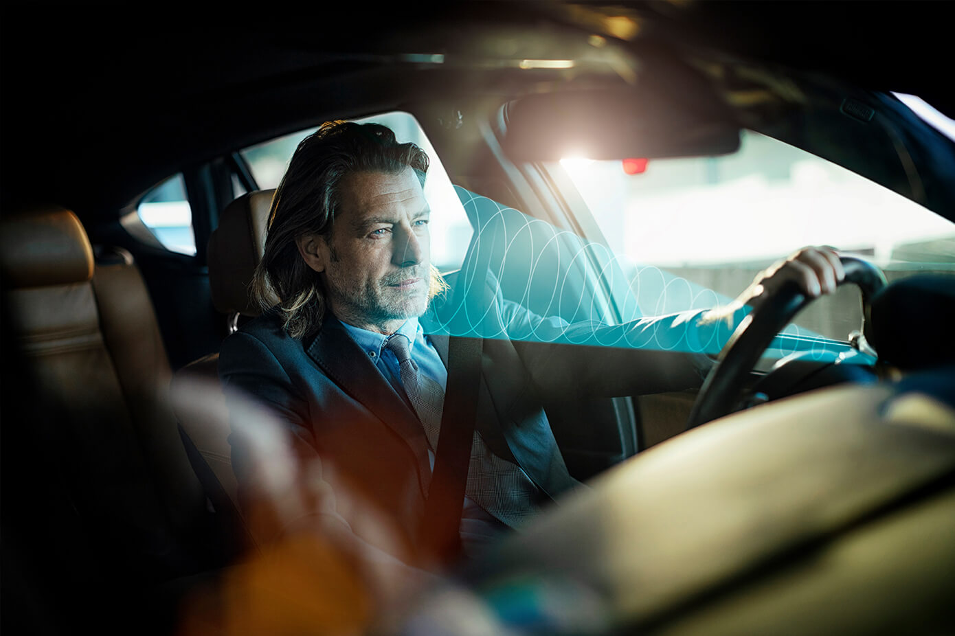 Driver monitoring and identification systems - 3D sensing solutions