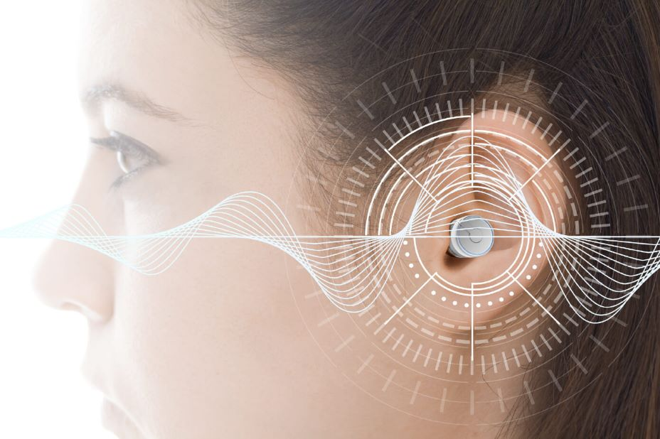 Digital Active Noise Cancellation ANC Augmented Hearing