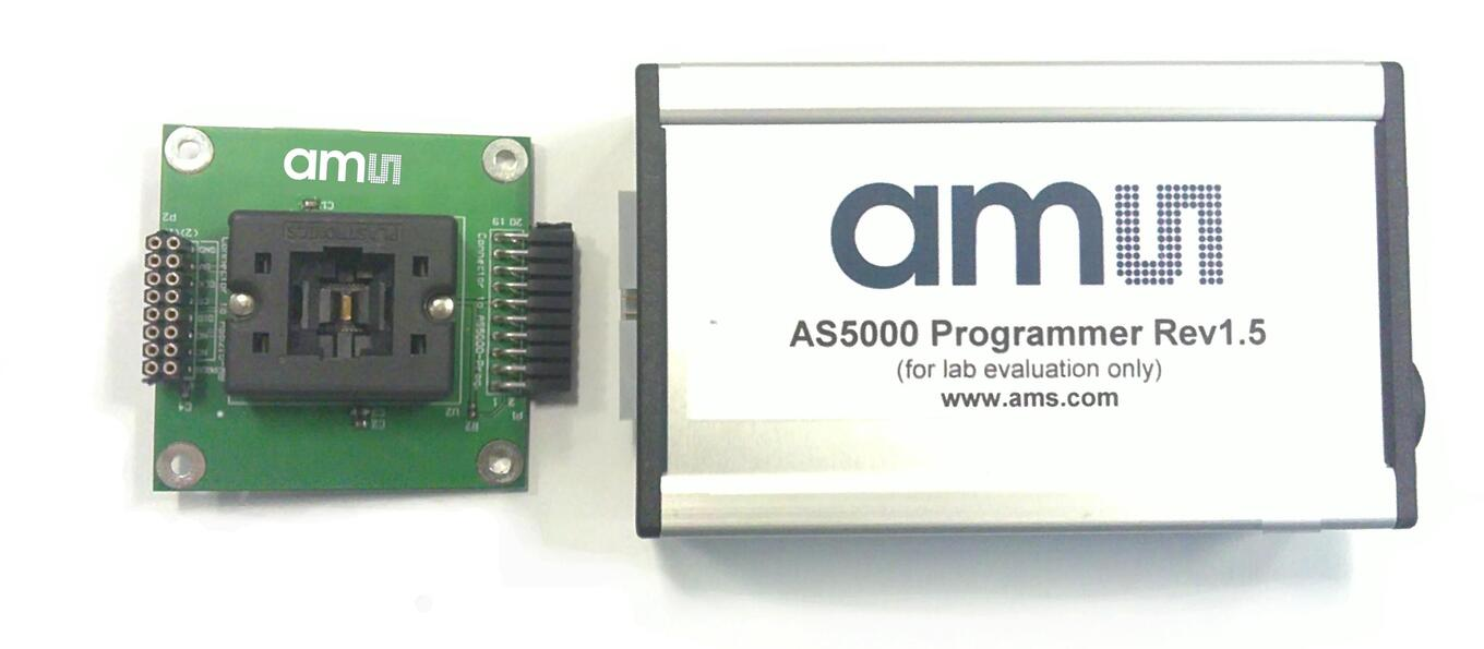 AS5000 Programmer Image