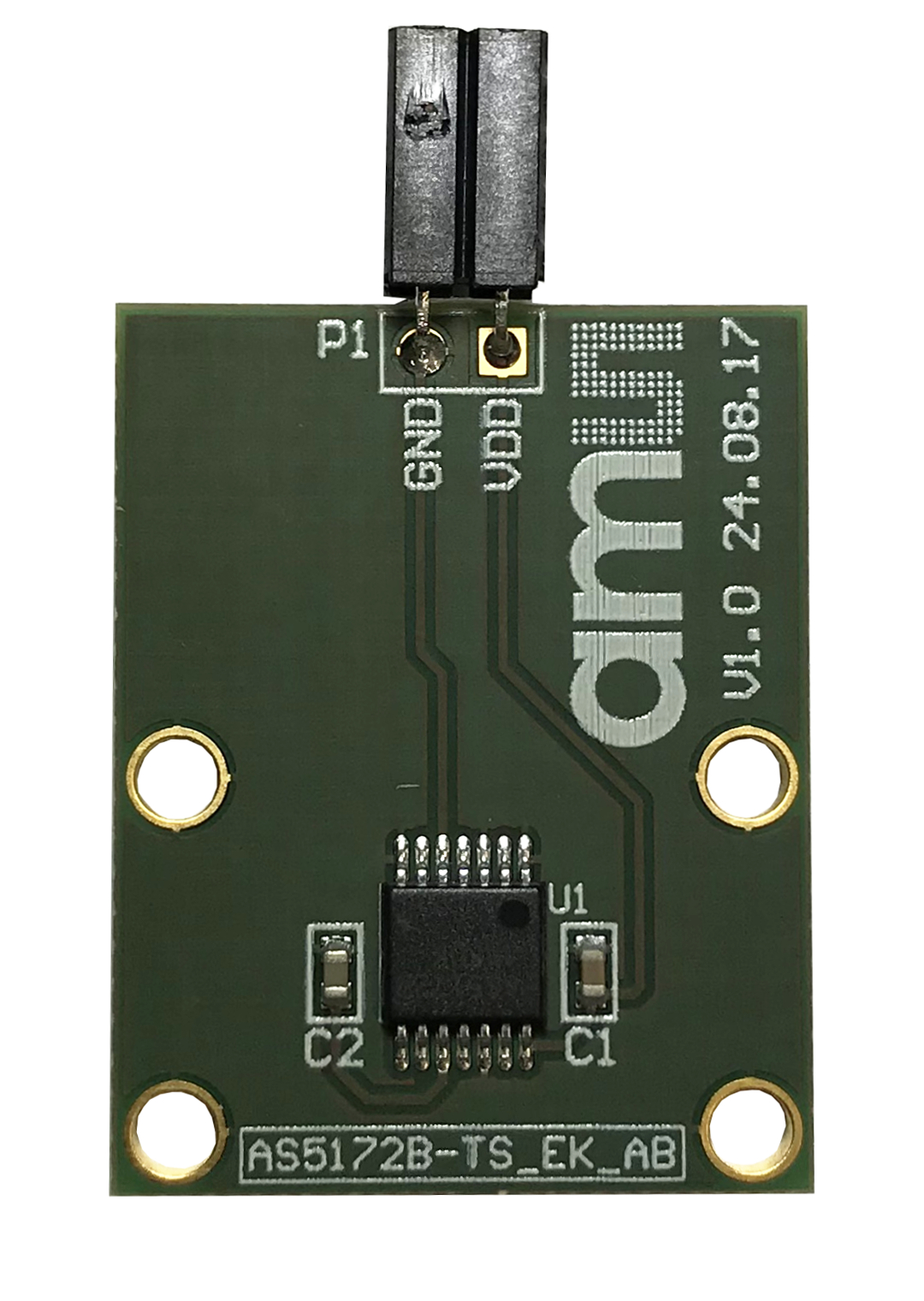 AS5172AdapterBoard Image