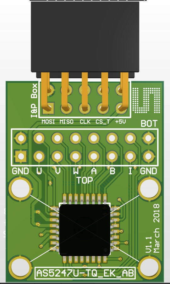 AS5247UAdapterBoard Image