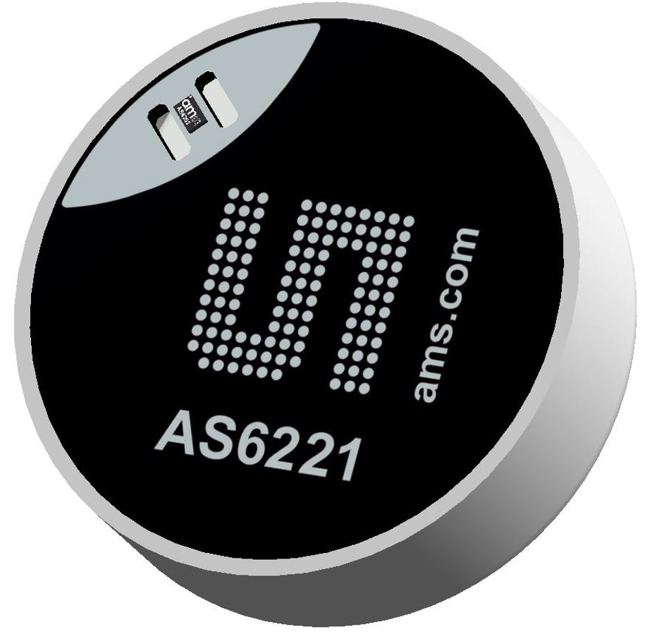 AS6221 Demo Kit Button Picture