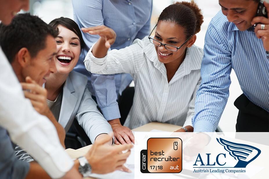 ams career best recruiter Austria's leading companies